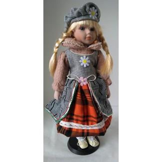 Porcelánová bábika PBMAC 40