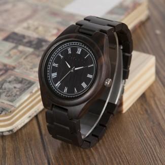 BOBO BIRD drevené náramkové hodinky BBD T02