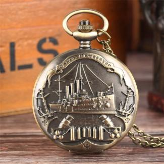 Vreckové hodinky Krížnik Potemkin