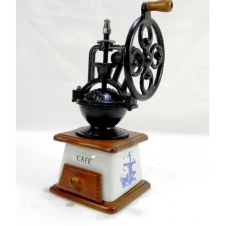 Dekoračný mlynček na kávu