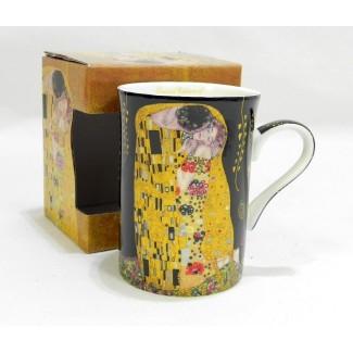 Porcelánový hrnček Gustav Klimt