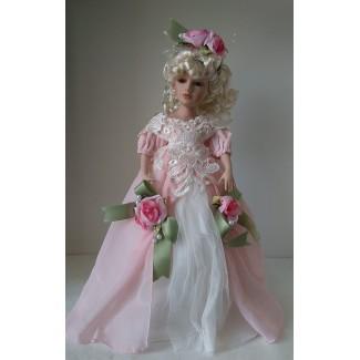 Porcelánová bábika PBMA B 45