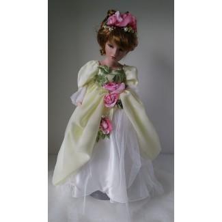 Porcelánová bábika PBMA D 45