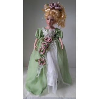 Porcelánová bábika PBMA E 45