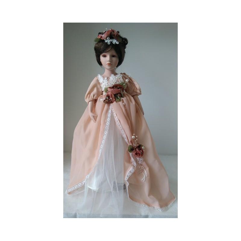Porcelánová bábika PBMA F 45