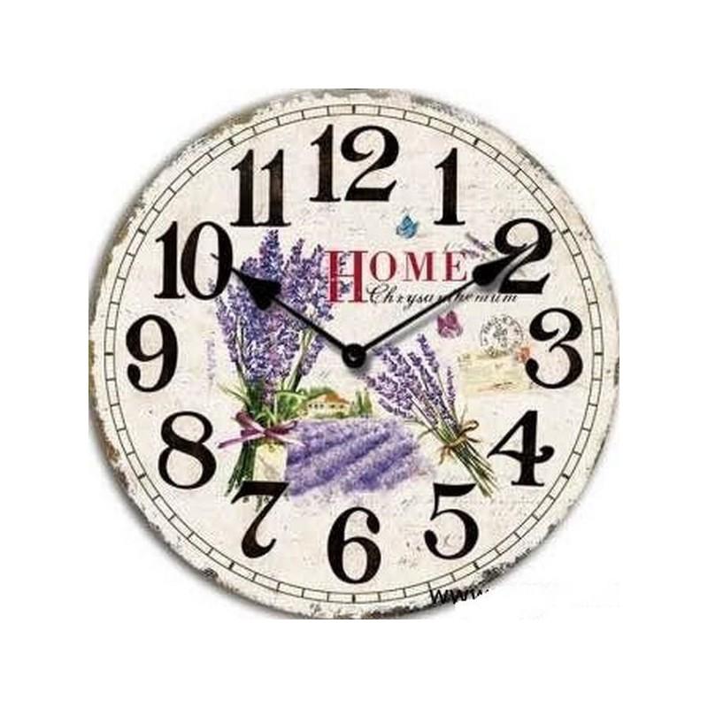 Nástenné hodiny Home 34cm