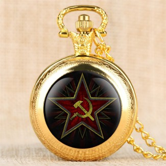 Vreckové hodinky CCCP