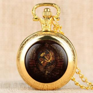 Vreckové hodinky CCCP B