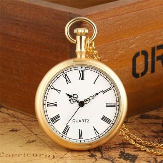 Vreckové hodinky neotvárajúce