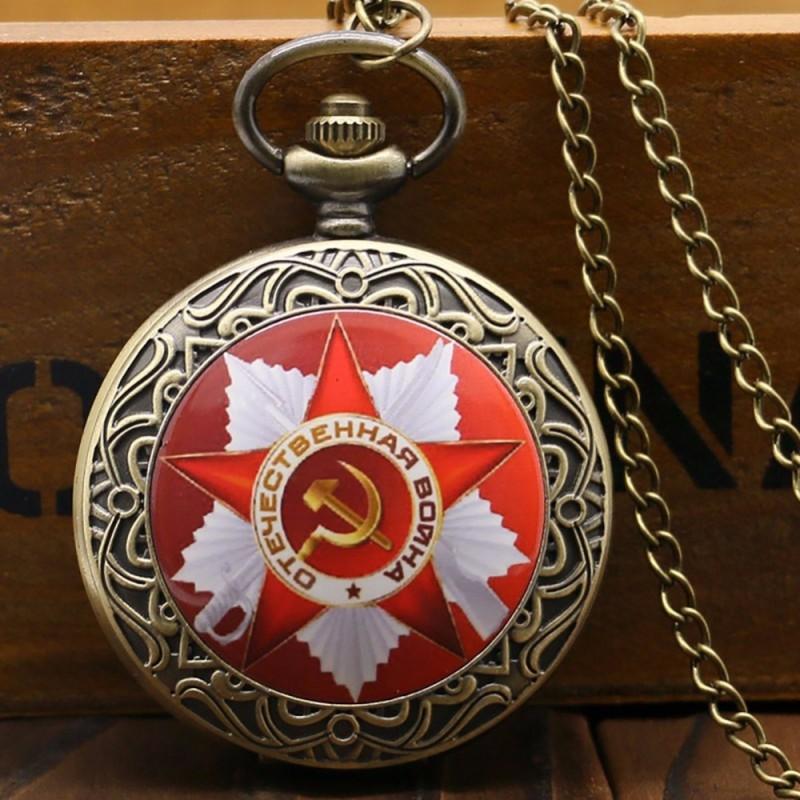 Vreckové hodinky Veľká vlastenecká vojna