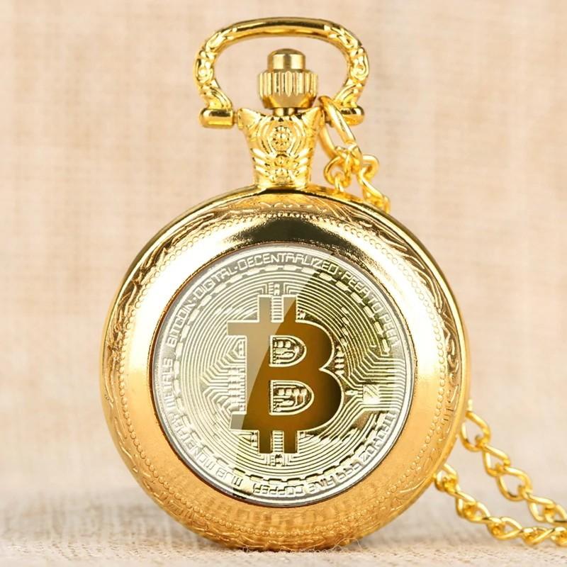 Vreckové hodinky Bitcoin
