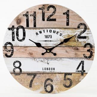 Nástenné hodiny Antiques 34cm