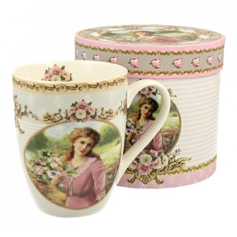 Porcelánový hrnček Valery