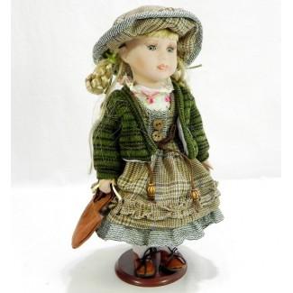 Porcelánová bábika Bianka