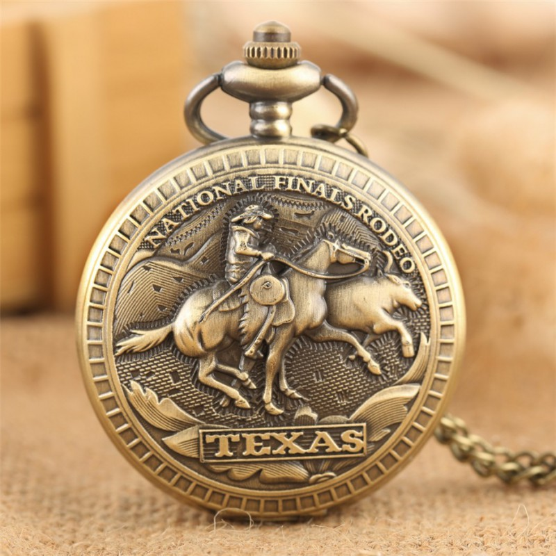Vreckové hodinky Texas National Finals Rodeo