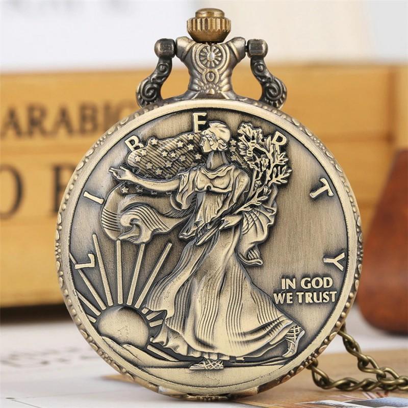 Vreckové hodinky Liberty