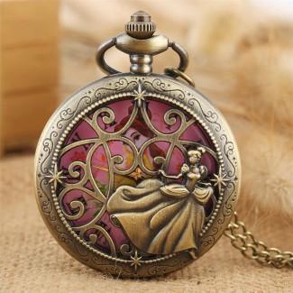 Vreckové hodinky Tancujúca princezná