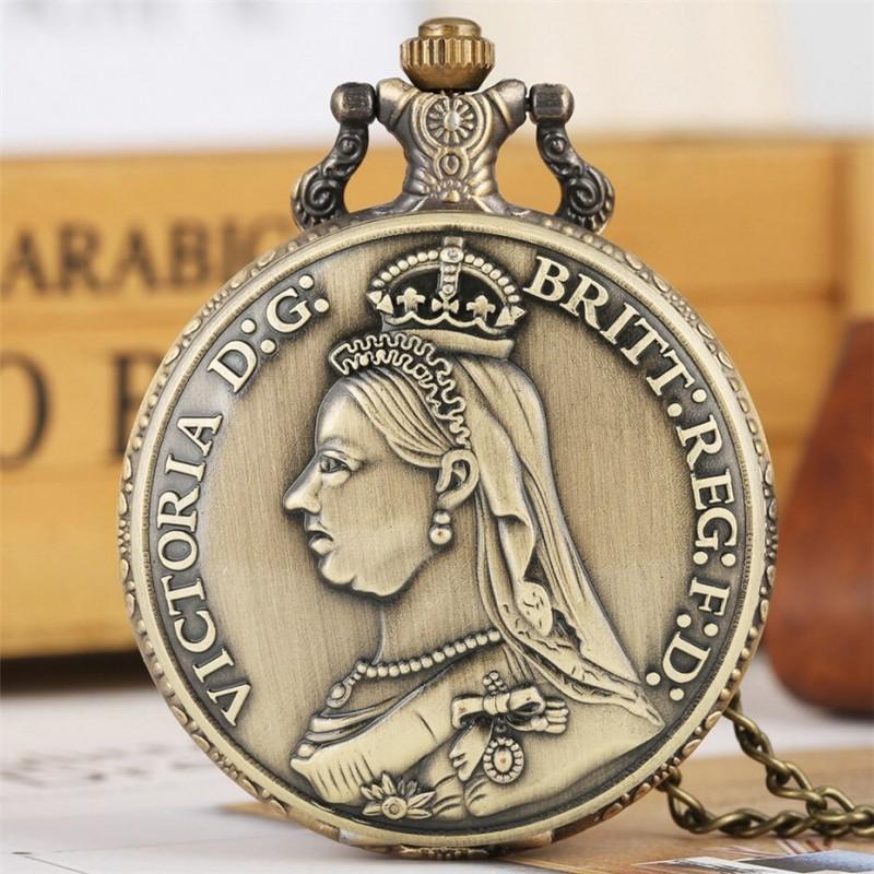Vreckové hodinky Victoria