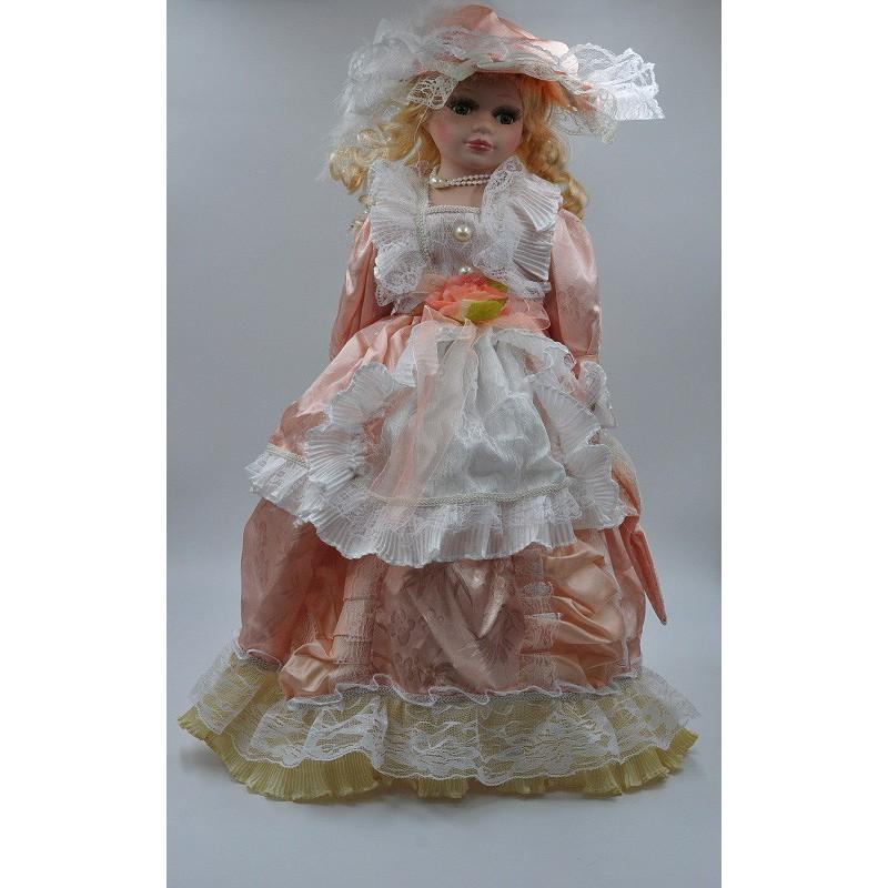 Porcelánová bábika Drahomíra 55