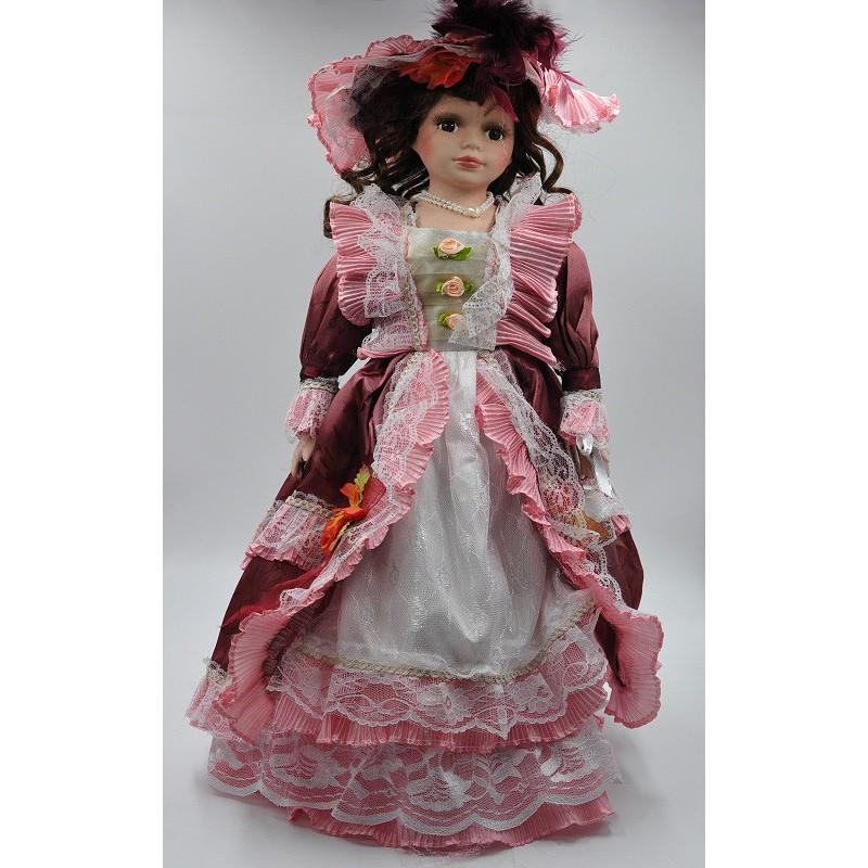Porcelánová bábika Gabriela 55