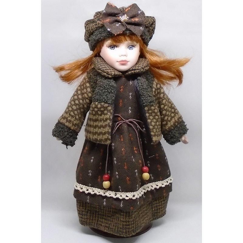 Porcelánová bábika Alica 32