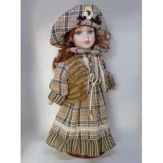 Porcelánová bábika Daniela A 32