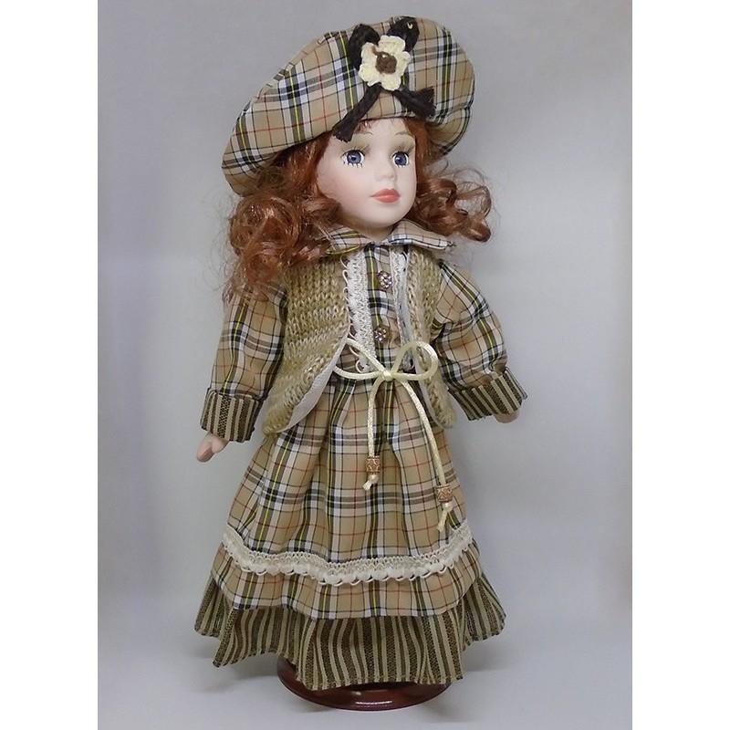 Porcelánová bábika Daniela B 32