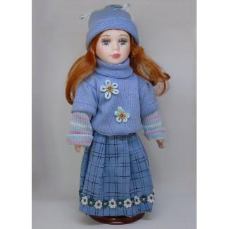 Porcelánová bábika Eliška 32