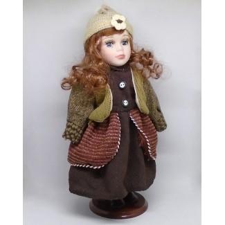 Porcelánová bábika Renáta 32