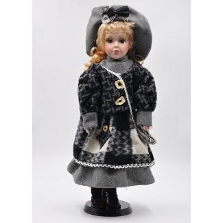 Porcelánová bábika Jozefína 40