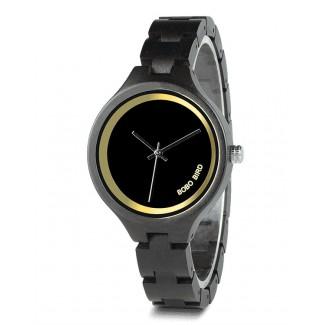 Drevené hodinky Brittany