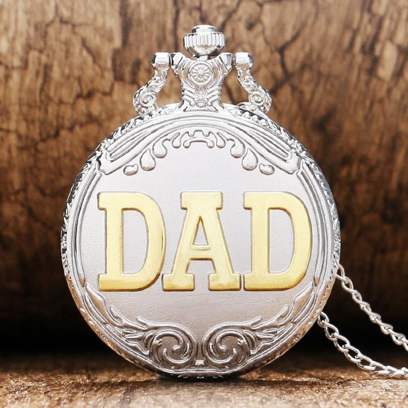Vreckové hodinky Dad