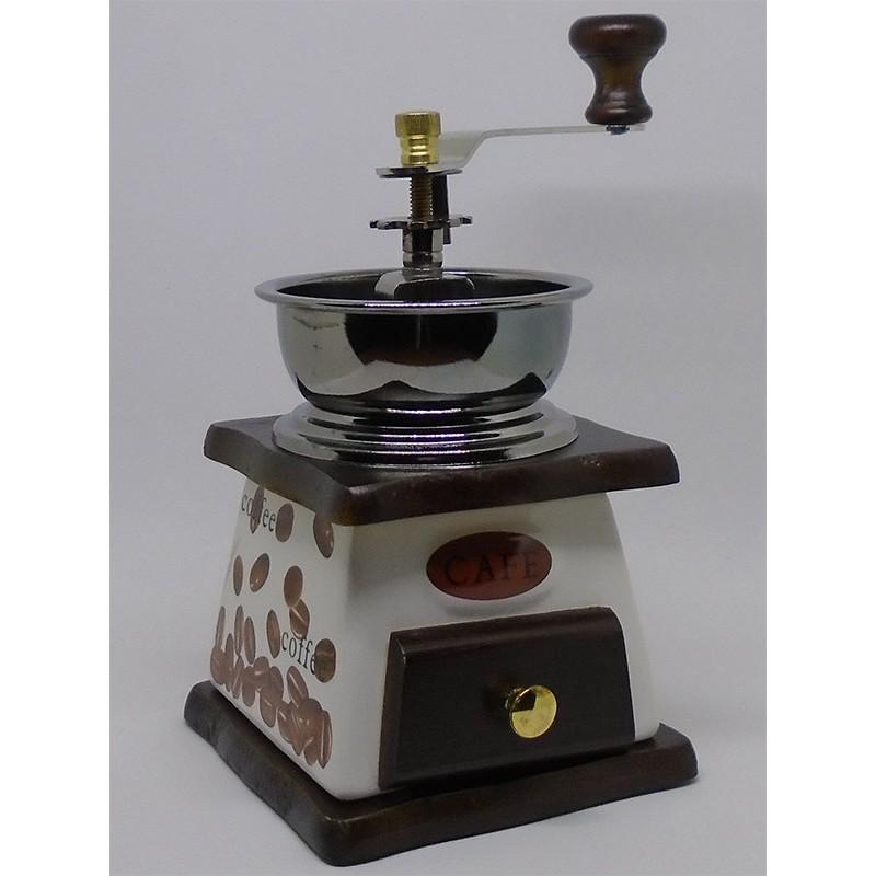 Retro mlynček na kávu Coffee