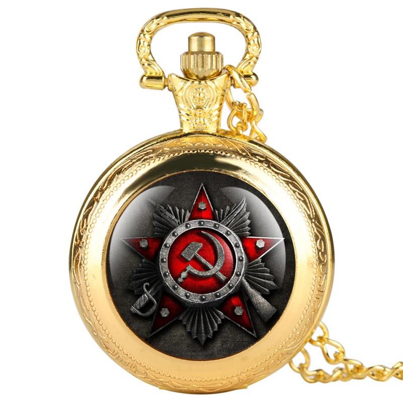 Vreckové hodinky Rád Veľkej Vlasteneckej vojny