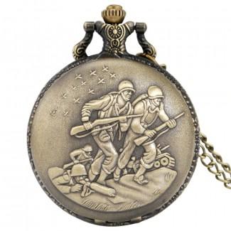 Vreckové hodinky vojaci