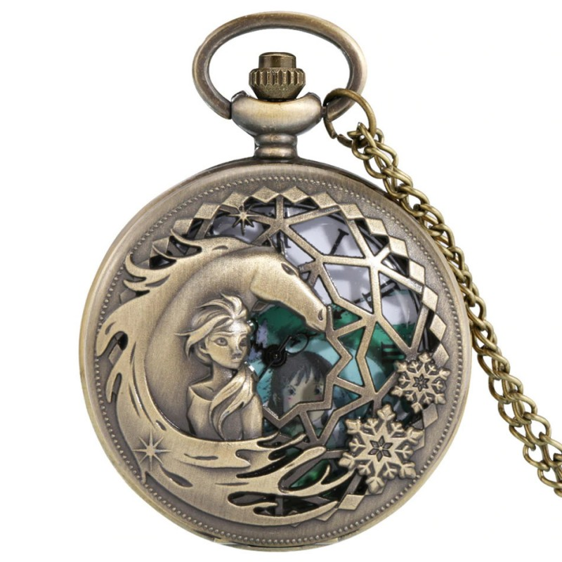 Vreckové hodinky Cesta do fantázie