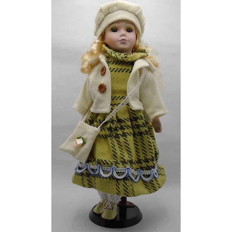 Porcelánová bábika Adela 40