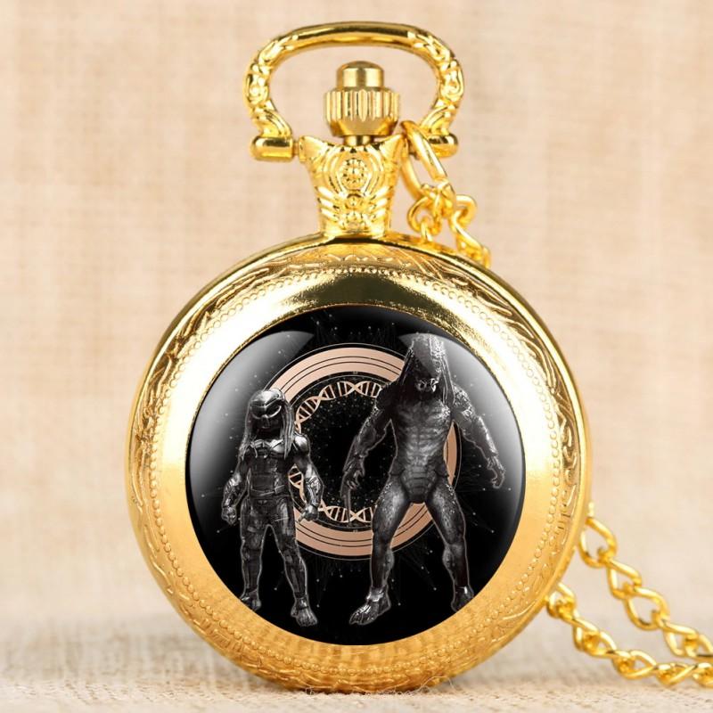 Vreckové hodinky Predátor