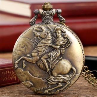 Vreckové hodinky Napoleon Bonaparte