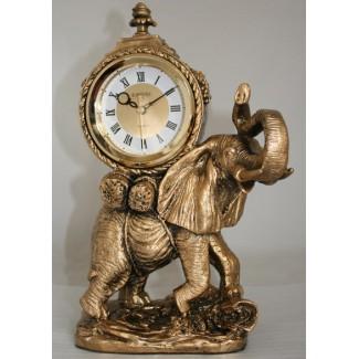 Stolové hodiny veľký slon