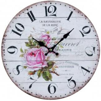 Nástenné hodiny De La Rose 30cm