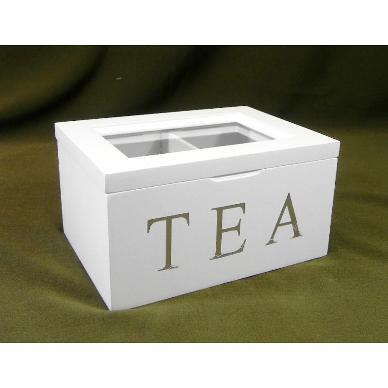 Krabička na čaj 2B