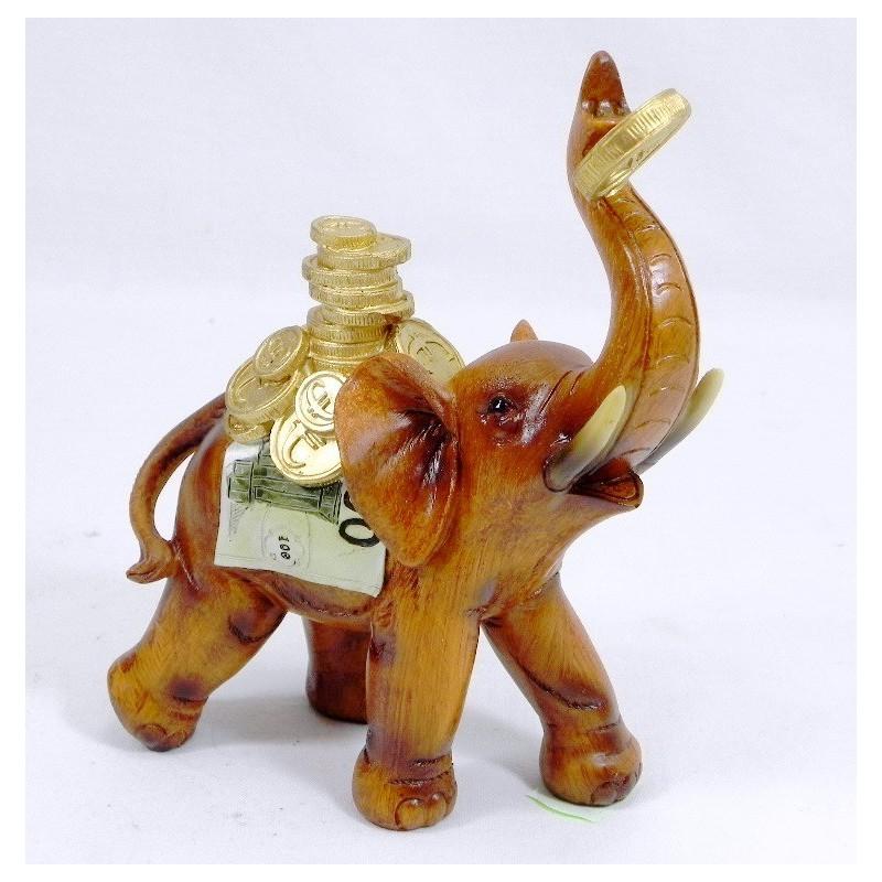 Slon s peniazmi