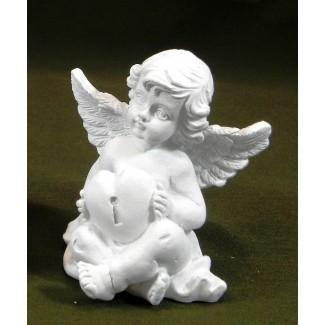 Anjel so zámkom