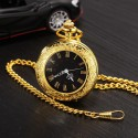 Vreckové hodinky gold, iný detail