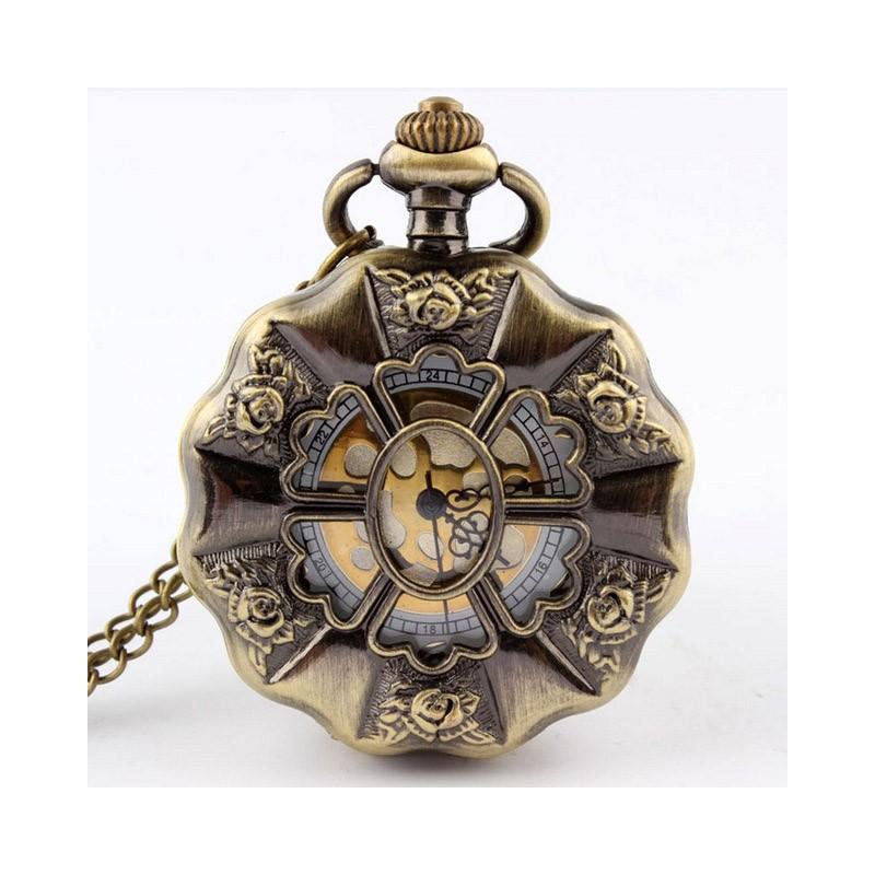 Vreckové hodinky slnečnica