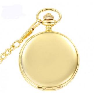 Vreckové hodinky zrkadlové