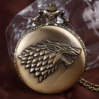 Vreckové hodinky Desivý Stark