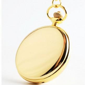 Vreckové hodinky lesklé