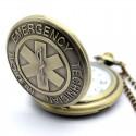 Vreckové hodinky Emergency